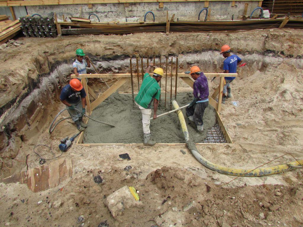 Terraplanagem Escavação Estrutura Alvenaria Elétrica e Hidrà  #368772 1024 768